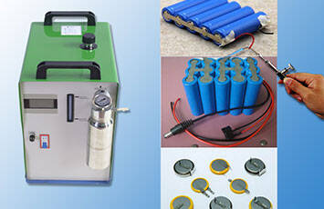 lithium battery welding machine
