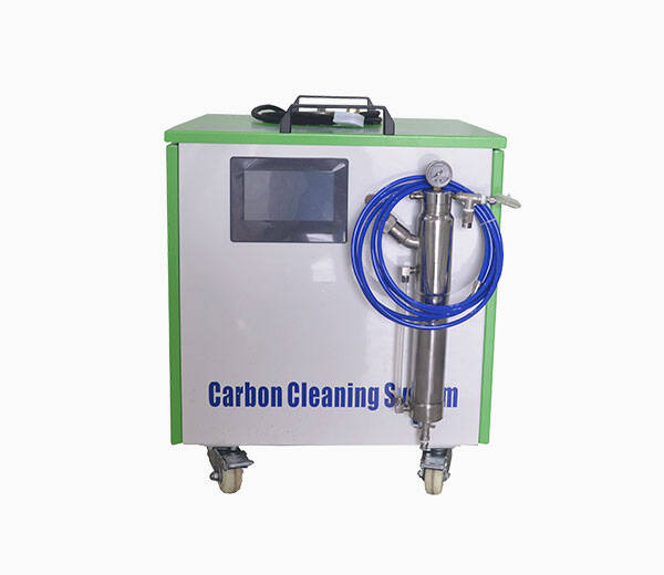 engine cleaning machine