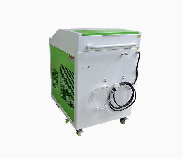 hho engine carbon cleaning machine