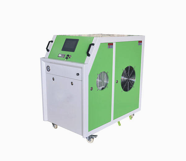 oxyhydrogen flame welding machine