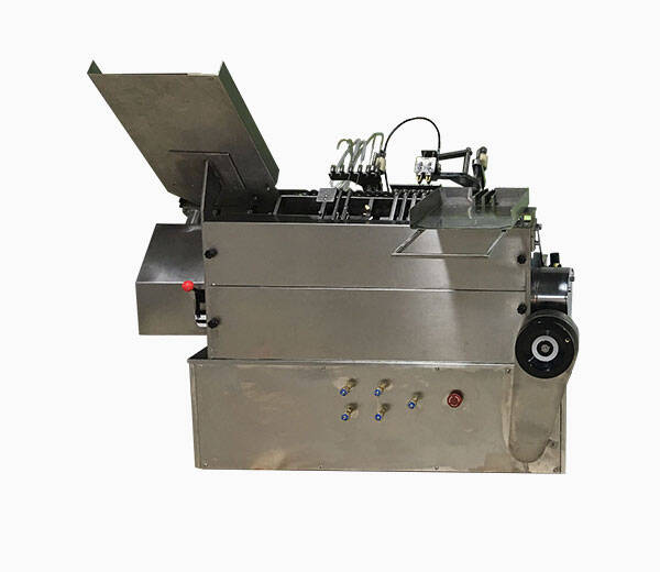 cosmetic ampoule filling sealing machine